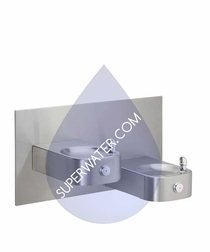 EHW217C  Elkay Bi-Level Soft Sides Heavy Duty Drinking Fountain