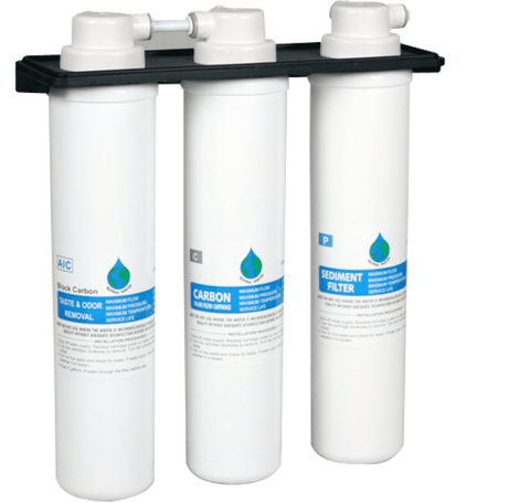 ET Global Water 3 Stage Filter Replacement Set # ET
