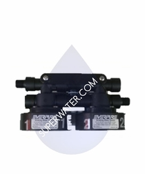 EV9272-36 Pentair Everpure Dual Series Residential Filter Head # EV927236