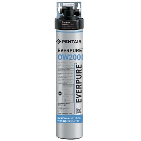 EV9275-70 Pentair Everpure QL2-OW200L Water Filtration System