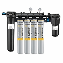 EV9329-74 Everpure High Flow CRS Quad 7FC Water Filtration System # EV932974