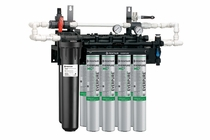 EV9337-44 Pentair Everpure Dual High Flow Coldrink S-MC� Water Filtration System # EV933744