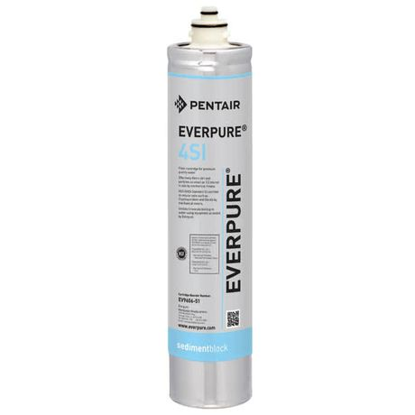 EV9606-51 Pentair Everpure 4SI Ice Machine Filter Cartridge # EV960651