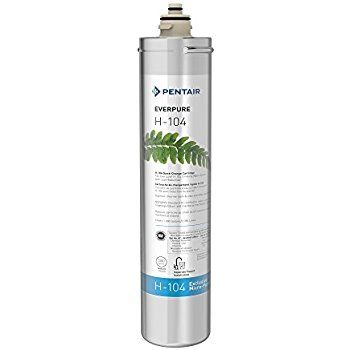 EV9612-16 Pentair Everpure H-104 Water Filter Cartridge # EV961211 / EV961216