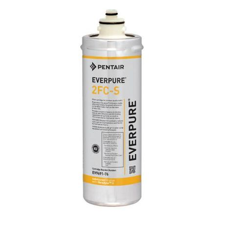 EV9691-76 Pentair Everpure 2FC-S Water Filter Cartridge # EV9691-76