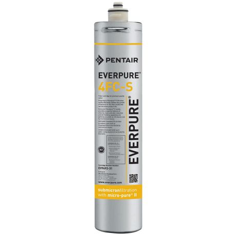 EV9692-31 Pentair Everpure 4FC-S Water Filter Cartridge # EV969231