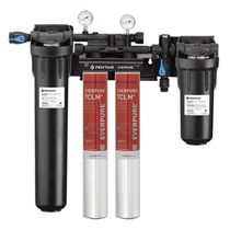 EV9771-32 Pentair Everpure High Flow HF CSR 7CLM+ Twin Chloramine Reduction System # EV977132