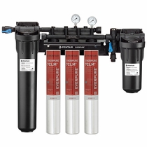 EV9771-33 Pentair Everpure High Flow HF CSR 7CLM+ Triple Chloramine Reduction System # EV977133