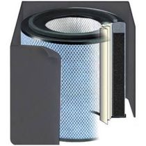 FR200A Austin Air Healthmate Jr. Replacement Air Filter - BLACK