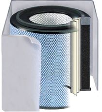 FR200B Austin Air Healthmate Jr. Replacement Air Filter - WHITE