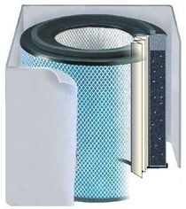 FR400B / HM400 WHITE Healthmate Medical Grade Replacement Filter w/Prefilter