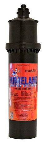 H10SED Homeland Sediment Only 10 Micron Filter