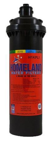 H1KPL1 Homeland High Quality OCS Fully Featured Water Filter