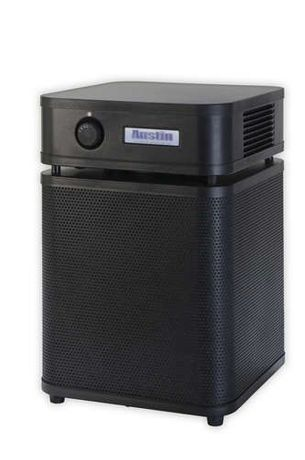 HM250 Austin Air HealthMate Plus Jr. # A200B1 Air Purifier Black