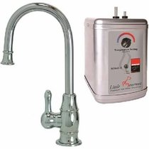 MT1850DIY-NL Mountain Plumbing HOT ONLY Traditional Curved Body and Curved Handle Systems