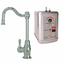 MT1870DIY-NL Mountain Plumbing Traditional HOT ONLY Double Curved Body & Handle Systems