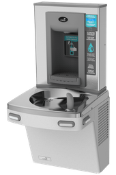 Oasis PGEBF Electronic VersaFiller Fountain w/ Bottle Filling (Non-Refrigerated) # 506013
