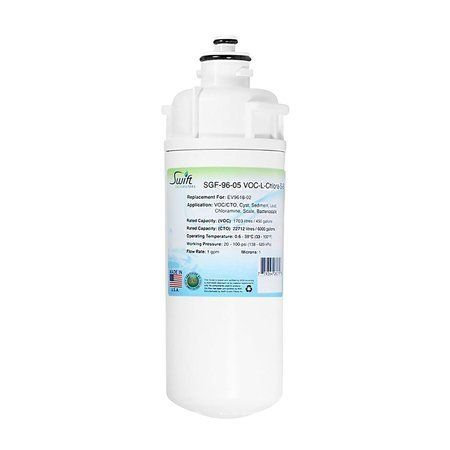 SGF-96-05 NEW BodyGlove WI-BG3000R Water Filter Replacement Cartridge
