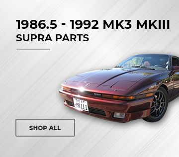 1986.5 - 1992  MK3 MKIII Supra (Turbo & Non-Turbo) Parts & Accessories