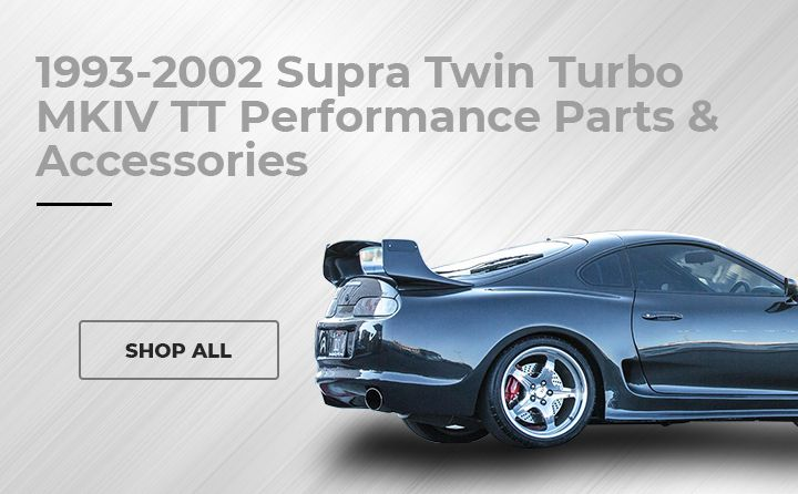 1993-2002 Supra Twin Turbo MKIV TT Performance Parts & Accessories