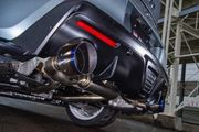 2020 A90 MKV SUPRA EXHAUST & DOWNPIPES