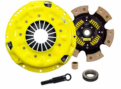 DISCONTINUED ACT HD/Race 6 puck Sprung Clutch for SS UZ or JZ engine to Nissan CD009 6 speed conversion