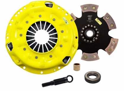 DISCONTINUED ACT HD/Race Rigid Unsprung Clutch for SS UZ or JZ engine to Nissan CD009 6 speed conversion