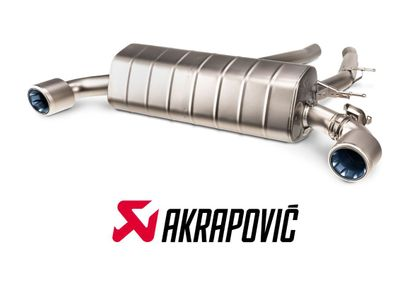 Akrapovic 2020 Supra MKV A90 Exhaust