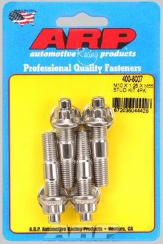 ARP Stainless Steel Turbo Hardware Footprint Exhaust Manifold Studs