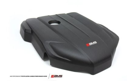 AMS CARBON FIBER ENGINE COVER 2020 GR SUPRA A90
