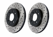 Brakes: 93-98 TT Brake Pads, Rotors, Lines, Fluid, Fitment, Etc.