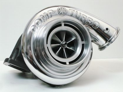 Comp Turbo CT6- Billet wheel, triple ceramic bearing 1400 HP!