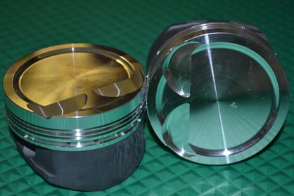 SupraStore Spec CP Carrillo Forged Custom Piston Kit 1UZFE 1UZ 2UZ 3UZ
