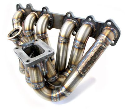 DOC RACE 1JZ non-VVTi T3 T4 Turbo Exhaust Manifold