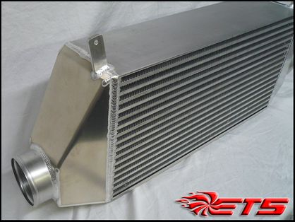 ETS MkIV Supra 2JZ-GTE Bare Intercooler Core UP TO 1500HP