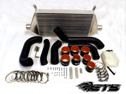ETS SUPRA 2JZ-GTE Intercooler kit UP TO 1500HP