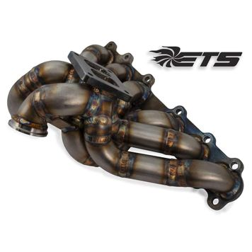 ETS Toyota Supra MKIV Single Turbo 2JZ-GTE Manifold