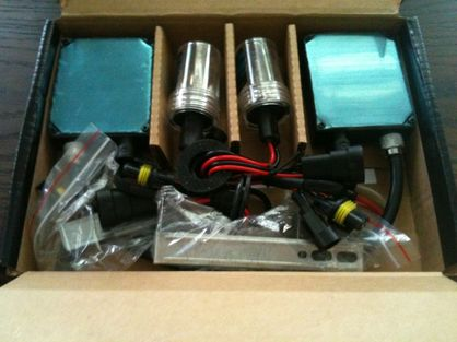 HID kit for Supra MK4