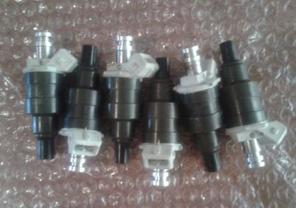 MkIII 87-92 turbo Supra 550cc Injectors + Clips