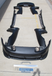 MkIV 1993-2002 Supra TRD Style Fiberglass Widebody Kit DISCONTINUED
