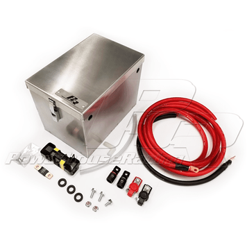 PHR Power House Racing Battery Relocation Kit for 93-98 MkIV Supra