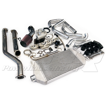 PHR Power House Racing NA-T Street Torque Turbo Kit for 1993-2002 Toyota Supra 1992-2001 Lexus SC300 NA