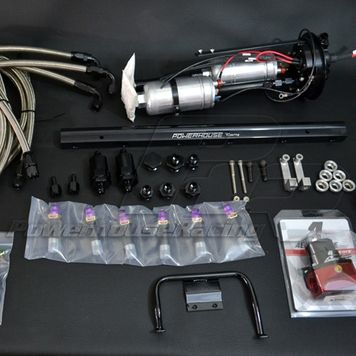 PHR PowerHouse Racing Stage 3 Fuel System
