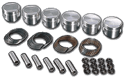 Pistons, Rods, Bearings, and Stroker Kits 2JZGTE 2JZ-GE