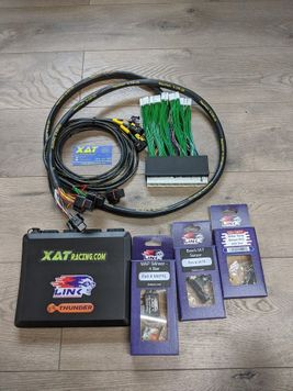 Plug n Play Adapter Harness for Link G4+ ECU Standalone for 2JZ Supra Aristo VVTi or non