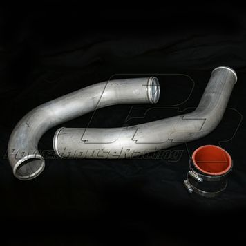 PowerHouse Racing PHR Intercooler Single Turbo Drop Down Inlet Pipe