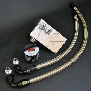 PowerHouse Racing PHR Race Gen 2 Engine Breather Kit for 1993-98 Supra