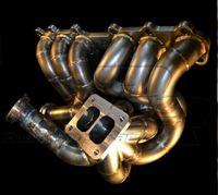 Powerhouse Racing PHR S45 Turbo Exhaust Manifold 2JZGTE or 2JZGE with BILLET COLLECTOR