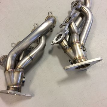 PPE Engineering Exhaust Manifold Headers 2001-2010 SC430 GS430