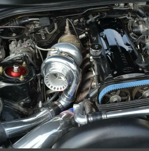 Precision Turbo Supra: 3 Year No Questions Asked Warranty. Hand